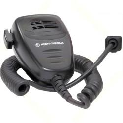 Micrófono móvil Motorola equipos línea PRO, incluye clip.